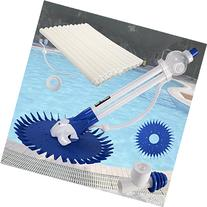 SDS Automatic Inground Above Ground Swimming Pool Cleaner