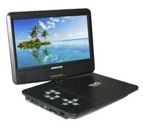 Sylvania SDVD1030 10-Inch Portable DVD Player with 5 Hour