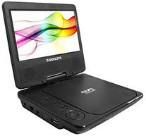 "SYLVANIA SDVD7014 BLACK 7"" Portable DVD Player"