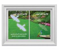 Songbird Essentials SE7015 Window Alert Transparent Hawk