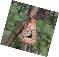 Songbird Essentials SE937 Roosting Pocket Hive Hanging Grass