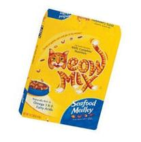 Meow Seafood Medley Cat Food 14.2 LB