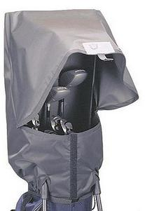 Seaforth Rain Hood Golf Gear Bag Cover Keep Clubs Dry Black