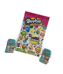 Shopkins Season 3- Two 2 pack Blind Baskets and 1200
