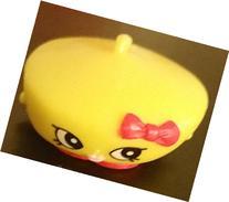 Shopkins Season 3 Yellow Bonnie Beret #3-025