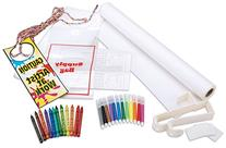 Buy Seasons - Kid's Roll-Up Door Easel Kit - Standard
