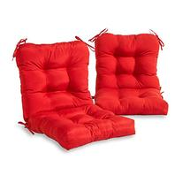 Greendale Home Fashions Outdoor Seat/Back Chair Cushions,