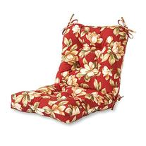 Greendale Home Fashions Seat/Back Combo Cushion, Roma Floral