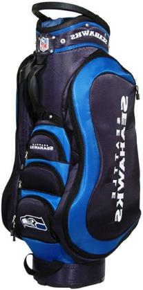 Seattle Seahawks NFL Cart Bag - 14 way Medalist