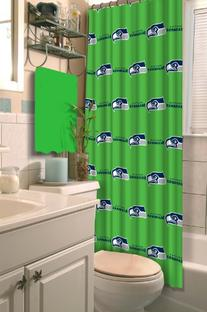 Northwest NOR-1NFL903000022RET Seattle Seahawks NFL Shower