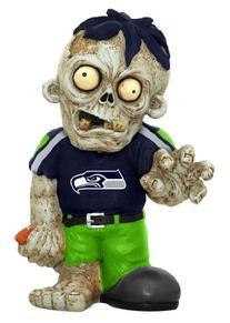 NFL Seattle Seahawks Pro Team Zombie Figurine