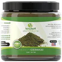 Seaweed Powder - 100% Organic Kelp Powder - Cellulite