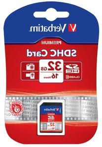 Verbatim 43963 32GB SDHC Class 10