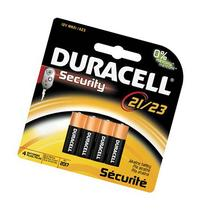 Duracell Security Battery 12 V Card Of 4