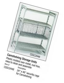 Cambro Security Cage Only, 25 1/4 x 42 1/2 x 18 inch -- 1