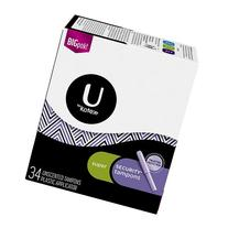 Kotex Security Tampons Super 18-Count