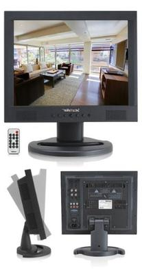 SecurityMan SM-1580 Professional 15 Inch LCD CCTV Monitor