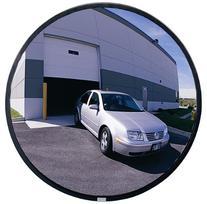 See All NO8 Circular Glass Heavy Duty Outdoor Convex