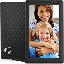 Nixplay Seed 7 inch WiFi Digital Photo Frame - Black