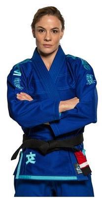Fuji Sekai Women's BJJ Gi - Blue - W1