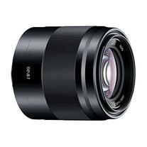 Sony SEL50F18/B - 50mm f/1.8 Mid-Range Prime E-Mount Lens