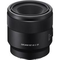S0ny SEL50M28 FE 50mm f/2.8 Macro Lens