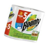 Bounty Select A Paper Towels, Huge Size, 24 Count