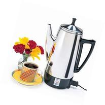 Selected 12 Cup Stainless Steel Perk By Presto