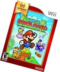 Nintendo Selects: Super Paper Mario for Nintendo Wii