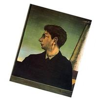Self Portrait 1911 by Giorgio De Chirico Painting, 61cm x 45