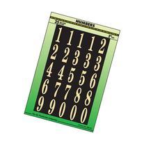 Hy-Ko Self Stick Number