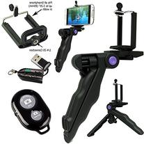 ChargerCity Universal Multi-Use Handheld Pistol Grip 1/4-20