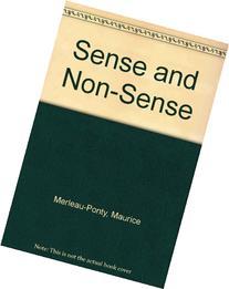 Sense and Non-sense