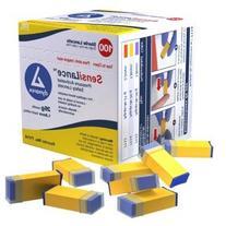Dynarex Sensilance Safety Lancets, 28 Gauge Sterile, 100
