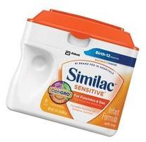 Similac® Sensitive® EarlyShield Powder 657g SimplePac - 6