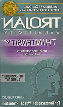 Trojan Sensitivity Thintensity,12-count