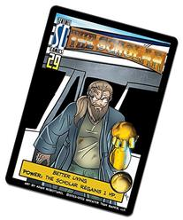 Sentinels of The Multiverse The Scholar Board Game