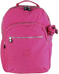 Kipling Seoul Backpack with Laptop Protection - Hydrangea