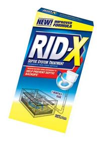 RID-X 80306 Rid-X Septic System Treatment, Concentrated