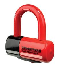 Kryptonite 999621 Evolution Series-4 Red 14mm Disc Lock