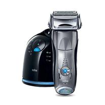 Braun Series 7 790cc-4 Electric Foil Shaver with Clean and