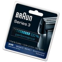 Braun Series 3 Combination 30B Black Foil and Cutter
