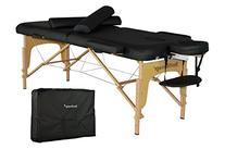 BestMassage Professional Series Portable Massage Table w/2