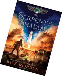 The Kane Chronicles Book 3: Serpent's Shadow