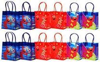 "Sesame Street Elmo Party Favor Goodie Gift Bag - 6"" Small"