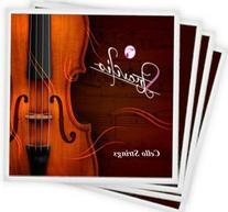 Full Set High Quality Cello Strings Size 4/4 & 3/4 Cello