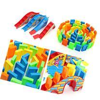 106pcs Set Colorful Authentic Standard Plastic Children Kids