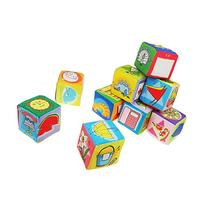 FJTANG 9 Pcs/set Baby Large Foam Blocks Soft Foam Building