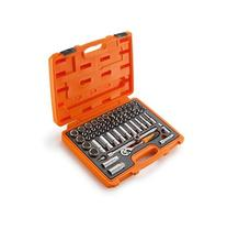 "NEW KTM 60 PIECE 3/8"" TOOL BOX SET KIT SX EXC XC SXF SR JR"