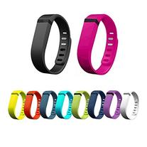 Set of 10pcs Large L Colorfull Replacement Wrist Band With